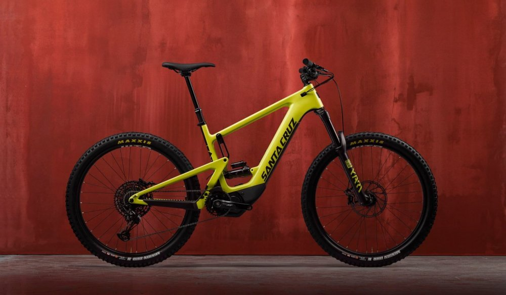 Santa Cruz Heckler 1CC R-Kit