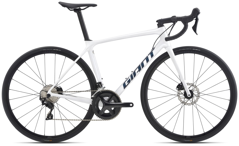 GIANT TCR Advanced 2 Disc XL white