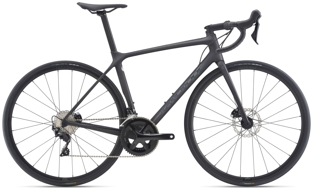 GIANT TCR Advanced 2 Disc XL carbon smoke matt-gloss