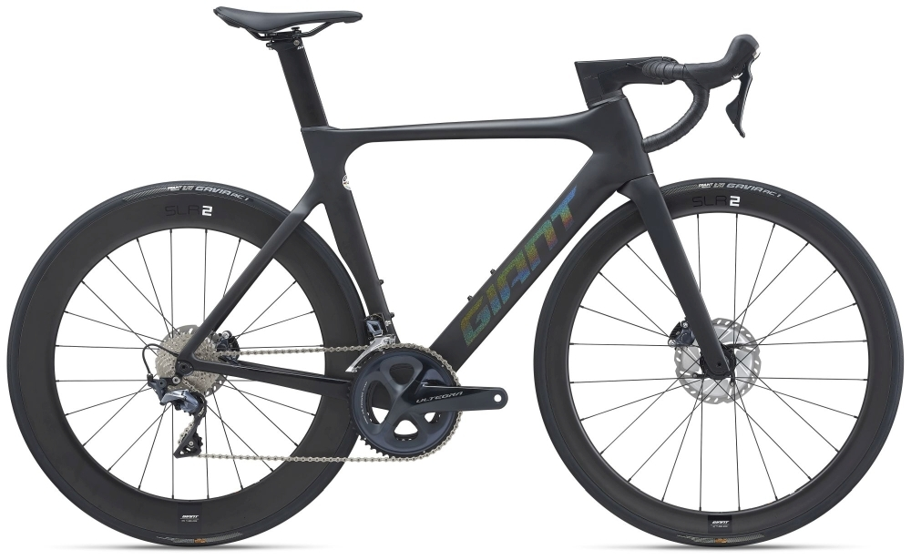 GIANT Propel Advanced 1 Disc L carbon smoke matt-gloss