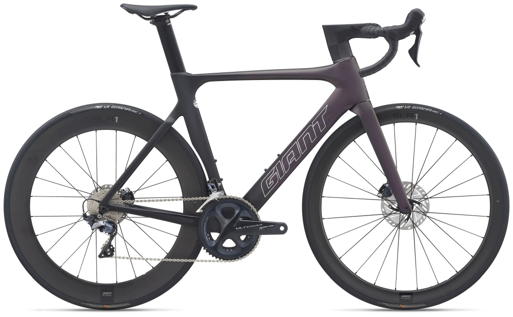 GIANT Propel Advanced Pro 1 XL rosewood / carbon smoke matt