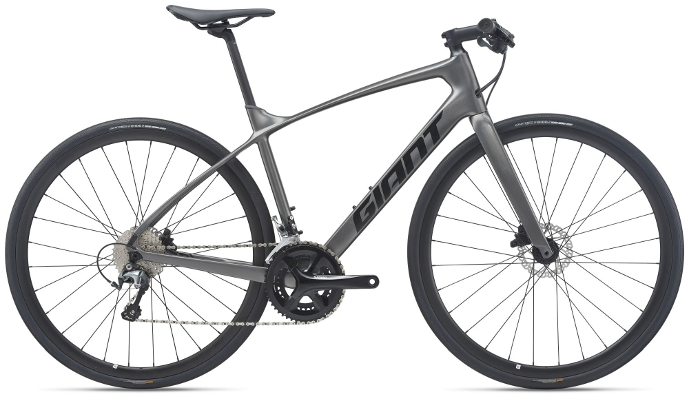 GIANT FastRoad Advanced ML charcoal grey