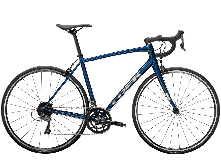 Trek Domane AL 2 60 Gloss Mulsanne Blue/Matte Trek Black