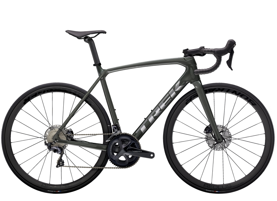 Trek Émonda SL 6 Disc Pro 62 Lithium Grey/Brushed Chrome