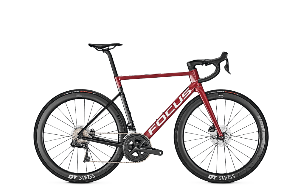 Focus IZALCO MAX DISC 9.6 52 Rust Red